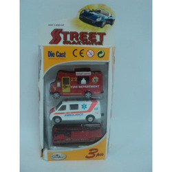 Street Machine Toy