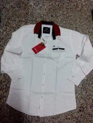 Medium And Large Casual Dual Shade Shirts