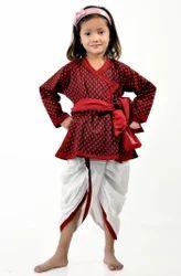 Kids Dhoti Angrakha