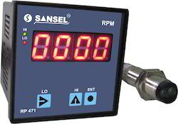RP 471 Rate RPM Frequency Indicator And Controller