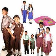 Winter Unisex Kids School Uniforms, Stitched: Yes