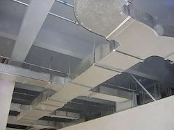 Duct Fabrication (Ducting Work)