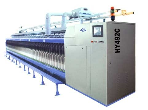 Spinning Machines-Roving Frame 2 - Sarlashkar Enterprises, Kolhapur ...