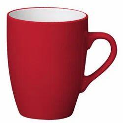 Colored Coffee Mugs