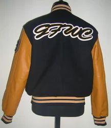 Black Gold Varsity Jacket