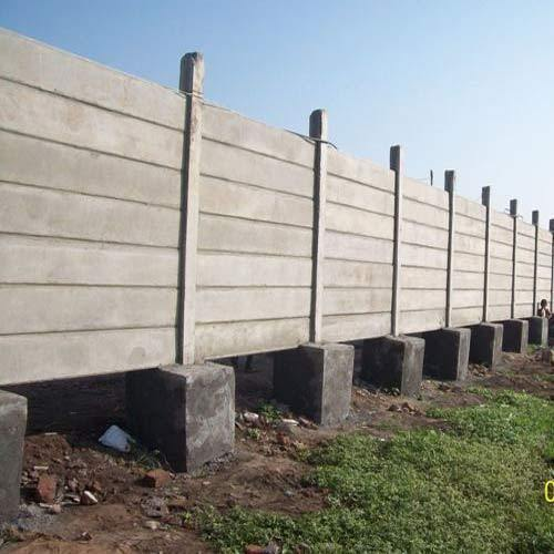 Precast Wall Rcc Compound Wall Manufacturer From Gurgaon