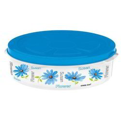 Savour 4 Plastic Food Container 2500 Ml