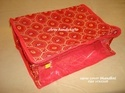 Bandhni Saree Cover