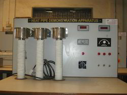 Heat Pipe Demonstration Apparatus