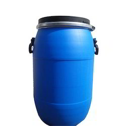 35 Ltr Removable Head Plastic Water Drum