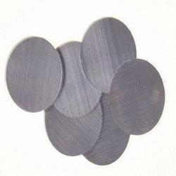 Wire Mesh Filters for Rubber Industry