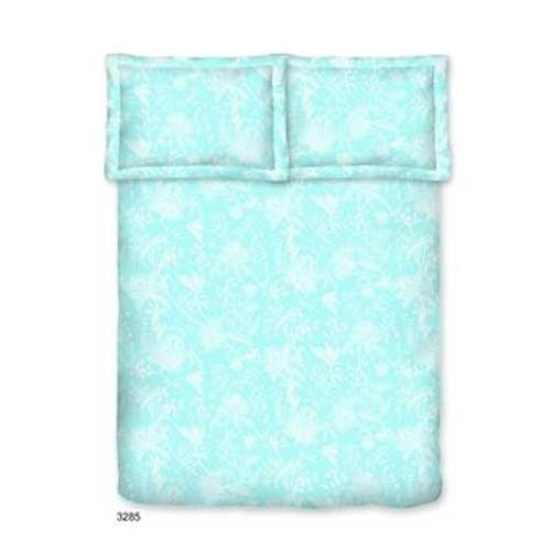 Moon Mist Aqua Bed Sheet