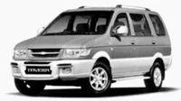Chevrolet Tavera 6 Seater Car Rental Global Tour Travels