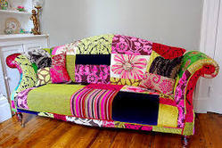 Colorful Sofa Covers