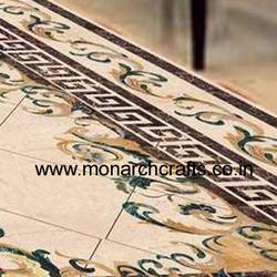 Carpet Design Marble Floorings At Rs 4000 Square Feets