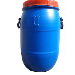 Blue Chemicals Threaded Cap Full Open Top Drum 37 ltr, For Packaging Industry, Capacity: 0-50 litres