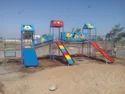 Kids PVC Play Slide