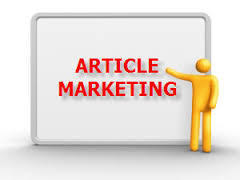 Content and Article Marketing