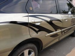Car Graphics Designing