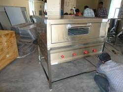 Gas Operated Pizza Oven