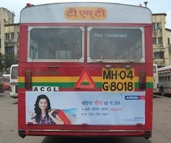Buses Advertising Service