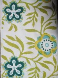 Flower Print Cotton Fabric