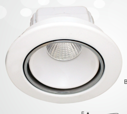 LED Cob Downlights 1504-RD