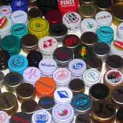 Small Bottle Caps