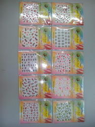 Nail Stickers N-103