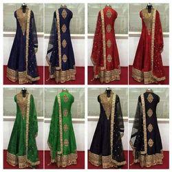 Designer Semi Stitch Salwar Kameez