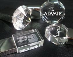 Crystal USB Pendrives