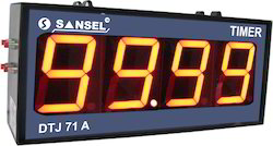 DTJ 71 A Jumbo Digital Timer 4 inch Display