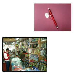 Metal Pen for Stationery Shops