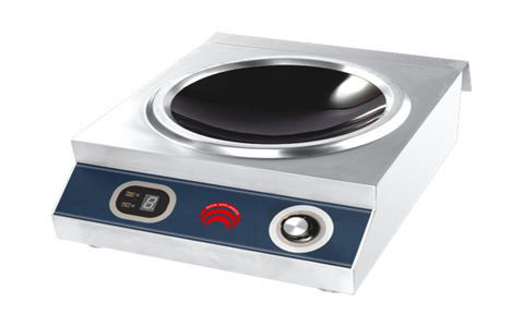 Tabletop Knob Type Concave Induction Cooker