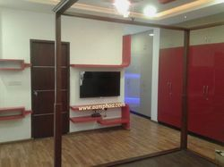 LED TV Wall Unit