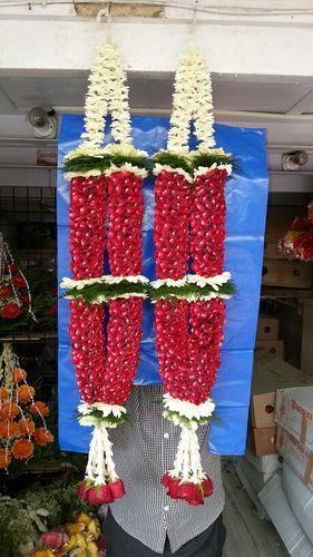 Fresh Flower Wedding Garlands