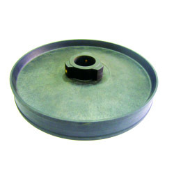 ABS Pulley with Groove