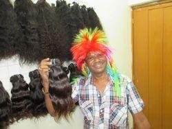 Machine Weft Silky Straight Hair