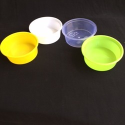 250ml Disposable Coloured Food Container