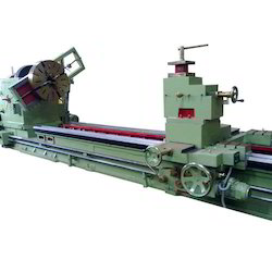 Crank Shaft Turing Lathe Machine