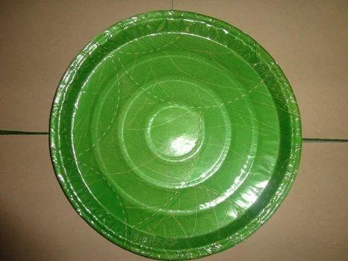 Colored Paper Plate & Colored Paper Plate | Kalpak Enterprise | Manufacturer in Nashik ...