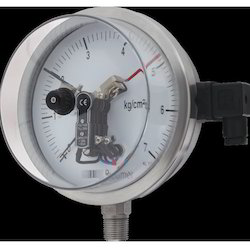 Electric Contact Type Pressure Gauge