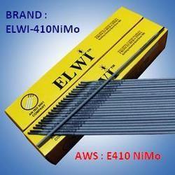 ELWI - 410 NiMO Welding Electrodes