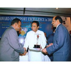 Award Through Kamal Nath Commerce Minster