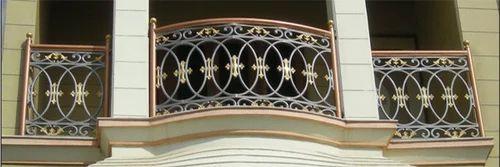 Balcony Railing Designing