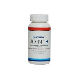Health Viva Joint+ (Glucosamine & Chondroitin with MSM)