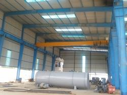 Heavy Fabrication Shed