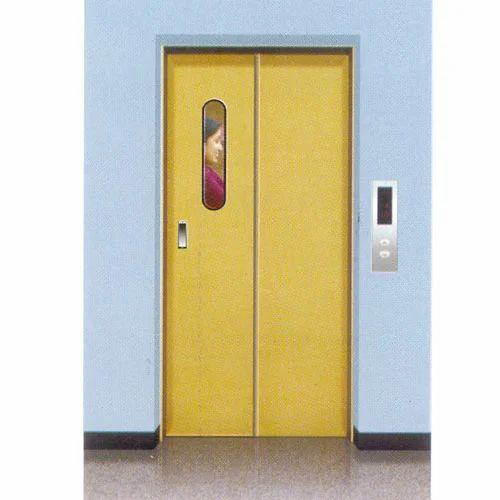 Elevator Doors Telescopic Manual Sliding Doors Service