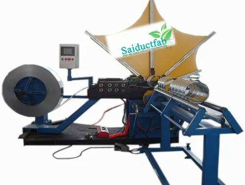 Spiral Tube Forming Machine Manufacturer From Delhi
