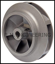 ci impeller casting